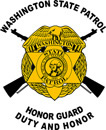 WSP Honor Guard Logo