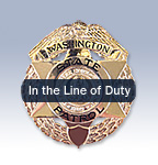 Memorial Badge - Link to Fallen Officers Memorial